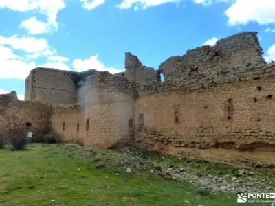 Cañón Caracena; Encina  Valderromán; agencias viaje madrid escapadas vacaciones ropa termica depo